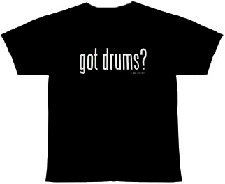 Got Drums?