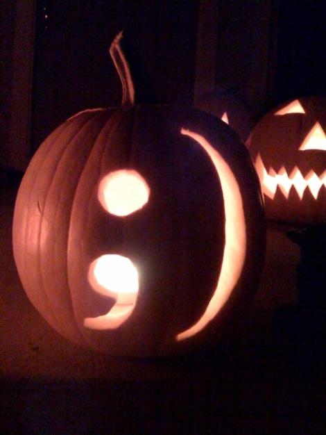 My Pumpkin ; )